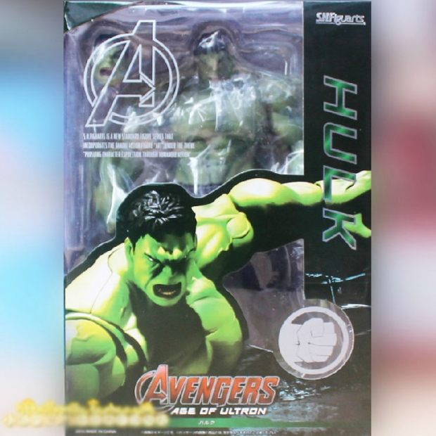 S.H.Figuarts Hulk