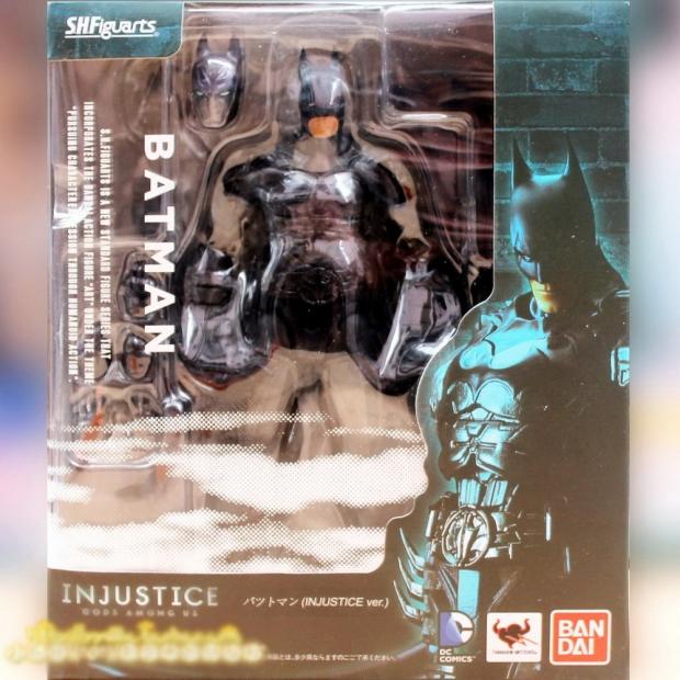 S.H.Figuarts Batman Injustice Ver.