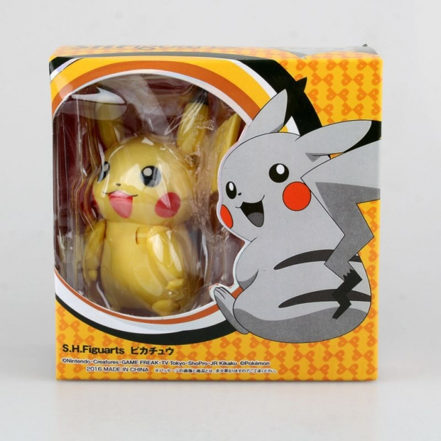 S.H.Figuarts Pikachu