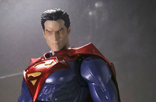 S.H.Figuarts Superman Injustice Ver.