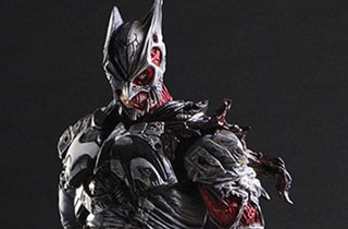 Variant Play Arts Kai Batman Rogues Gallery Two-Face
