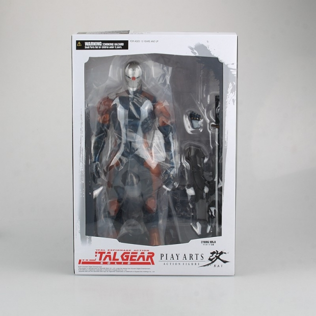 Play Arts Kai Cyborg Ninja