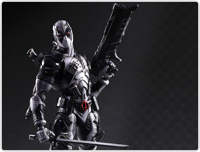 Variant Play Arts Kai Deadpool X-Force Ver.