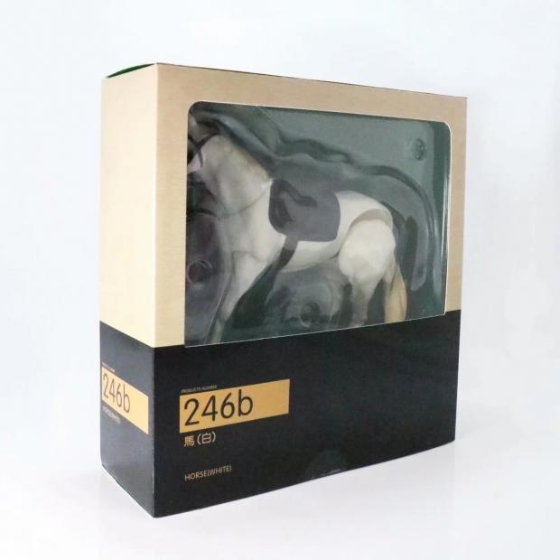 figma Horse White
