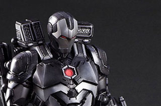 Variant Play Arts Kai War Machine