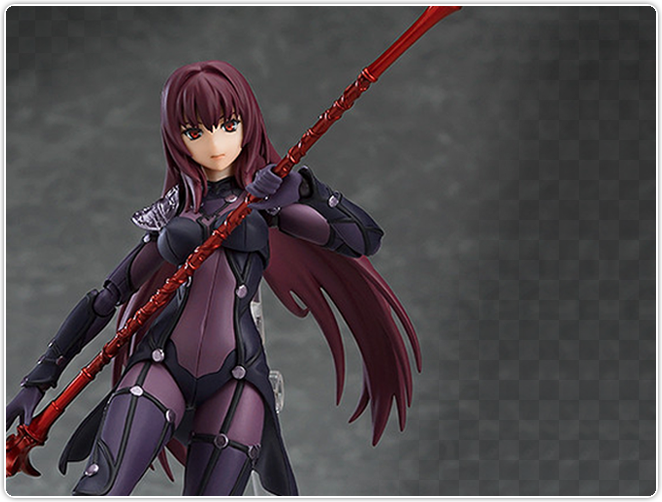 figma Lancer Scathach