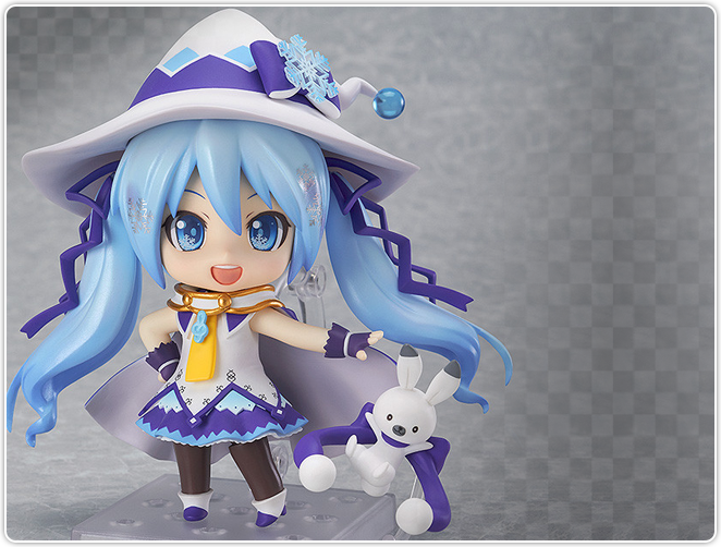 Nendoroid Snow Miku Magical Snow Ver.
