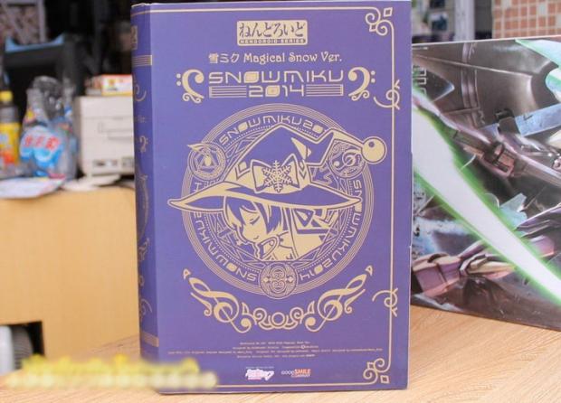 Nendoroid Snow Miku Magical Snow Ver.