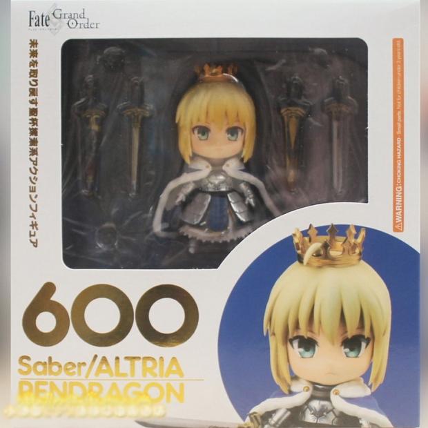 Nendoroid Saber/Altria Pendragon
