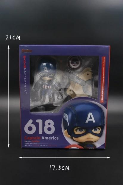 Nendoroid Captain America Hero's Edition