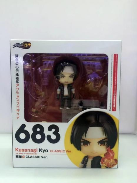 Nendoroid Kusanagi Kyo Classic Ver.