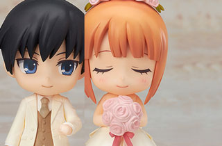 Nendoroid More Dress Up Wedding