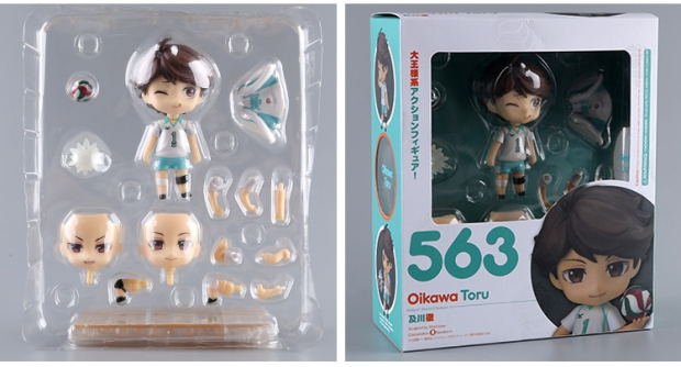Nendoroid Oikawa Toru