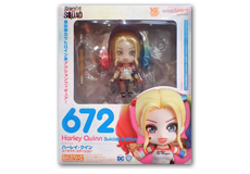 Nendoroid Harley Quinn Suicide Edition