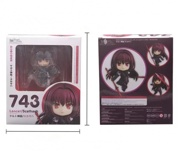 Nendoroid Lancer Scathach