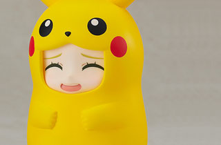Nendoroid More Face Parts Case Pikachu