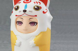 Nendoroid More Face Parts Case Konnosuke