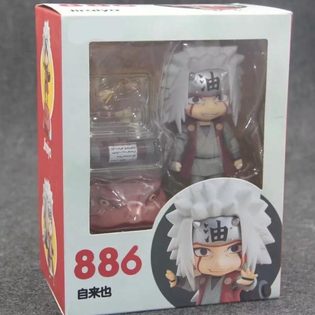 Nendoroid Jiraiya & Gamabunta Set