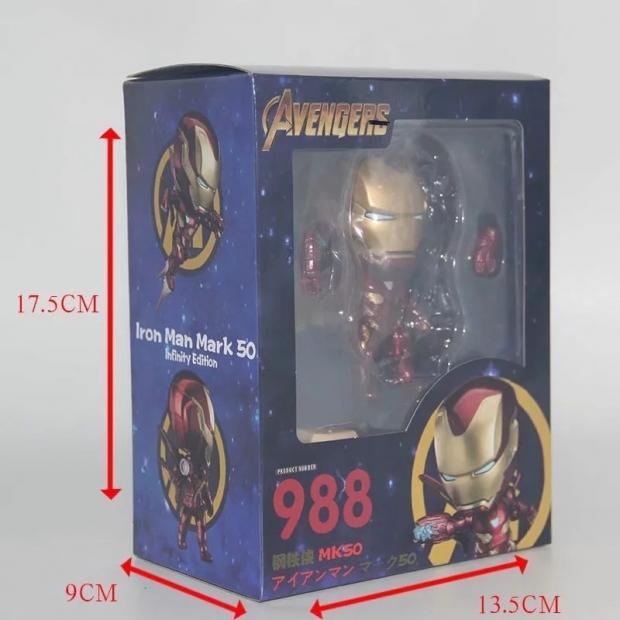 Nendoroid Iron Man Mark 50 Infinity Edition