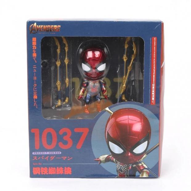 Nendoroid Iron Spider Infinity Edition