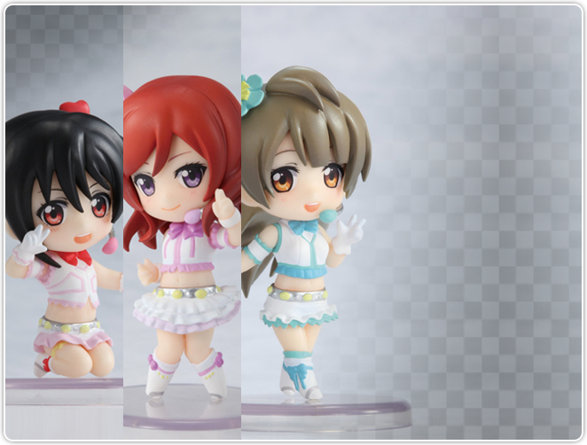 Love Live! Niitengo (Set of 3)