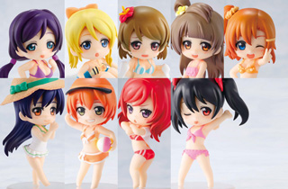 Love Live! Niitengo Deluxe (Set of 9)