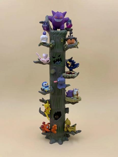 Pokemon Horror On The Tree