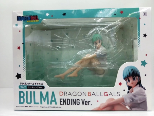 Dragon Ball Gals Bulma Ending Ver.