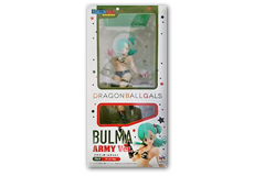 Dragon Ball Gals Bulma Army Ver.