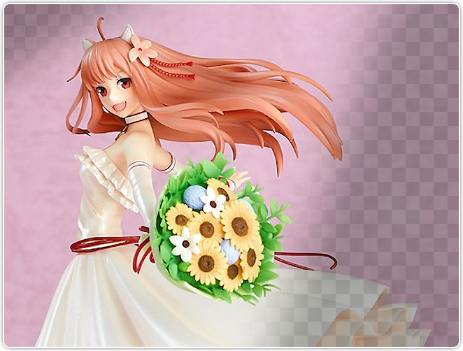Holo Wedding Dress Ver.