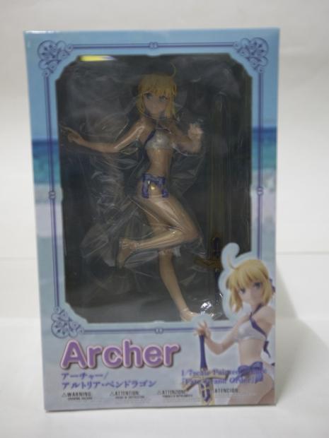 Archer Altria Pendragon