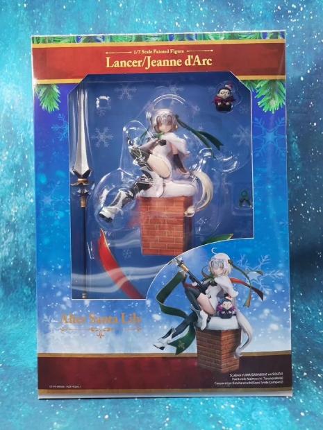 Lancer Jeanne d'Arc Alter Santa Lily