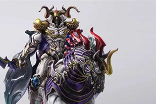 Final Fantasy Creatures Bring Arts Odin