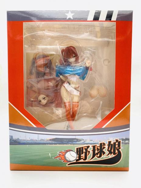 Baseball Girl Illustration
