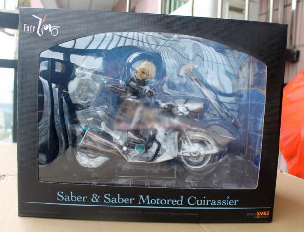 Saber & Saber Motored Cuirassier Re Ver