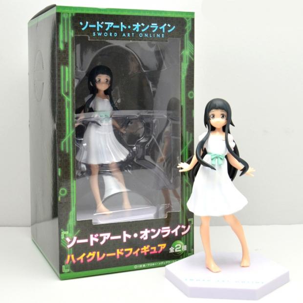 Yui High Grade Figure