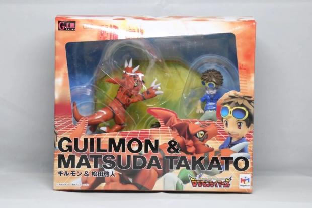 G.E.M. Guilmon & Matsuda Takato