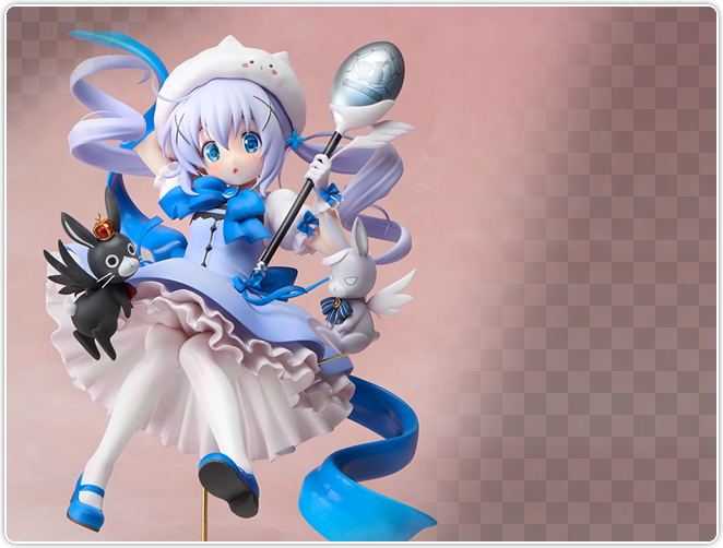Magical Girl Chino