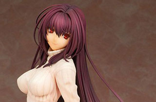 Scathach Heyagi Mode