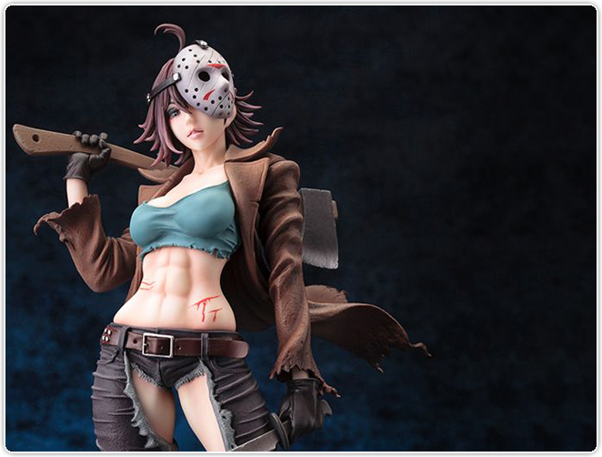 Horror Bishoujo Jason Voorhees 2nd Edition