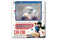 Dragon Ball Gals Chi-chi China Dress Ver.